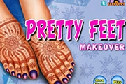Pretty Feet Makeover
