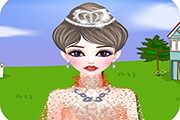 Pretty Princess Ball Dressup
