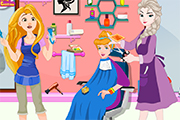 Princess Hair Salon Cleaning