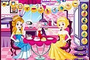 Princesse Tea Party
