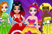 NetWorks Social Trendy Princesses