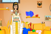 Queen Cleopatra Room Cleaning