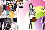 Bottes arc-en-ciel Dress Up