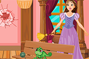 Rapunzel House Cleaning Et Makeover