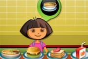 Serve toThe Dora