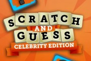 Scratch & Guess Celebrities