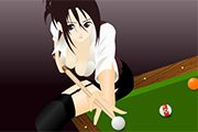 Sexy Billiards 8 Ball