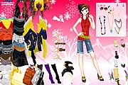 Shopping Girl Dressup 2