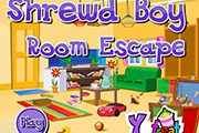 Shrewd Boy Room Escape