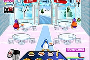 Smiley Penguin Diner