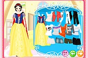 Blanche-Neige Dress Up