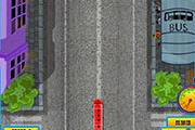 Speed ​​Bus Frenzy