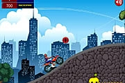Spiderman Super Bike