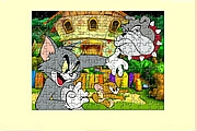 Spike vs Tom et Jerry