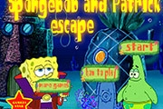 SpongeBob And Patrick Escape