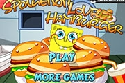 Spongebob amour Hamburger