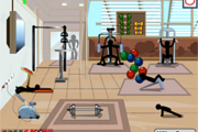 Stickman Gym de mort