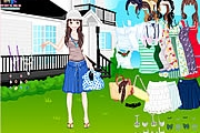 Summer Garden Dress Up