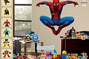 Superheroes Hidden Objects