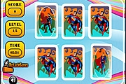 Superman Memory Match