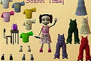 School Time Dress Up