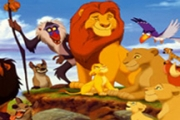 The Lion King-Hidden Spots