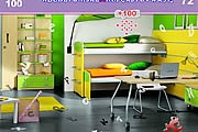 Ultra Modern Kids Bedroom Hidden Alphabets
