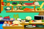 Vegetables Room Hidden Objects