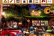 Vintage House Hidden Objects