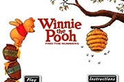 Winnie The Pooh-Find The Numbers