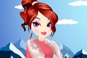 Winter Trendy Make Up game