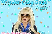 Wonder Lady Gaga Puzzle