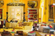 Yellow Room Objects